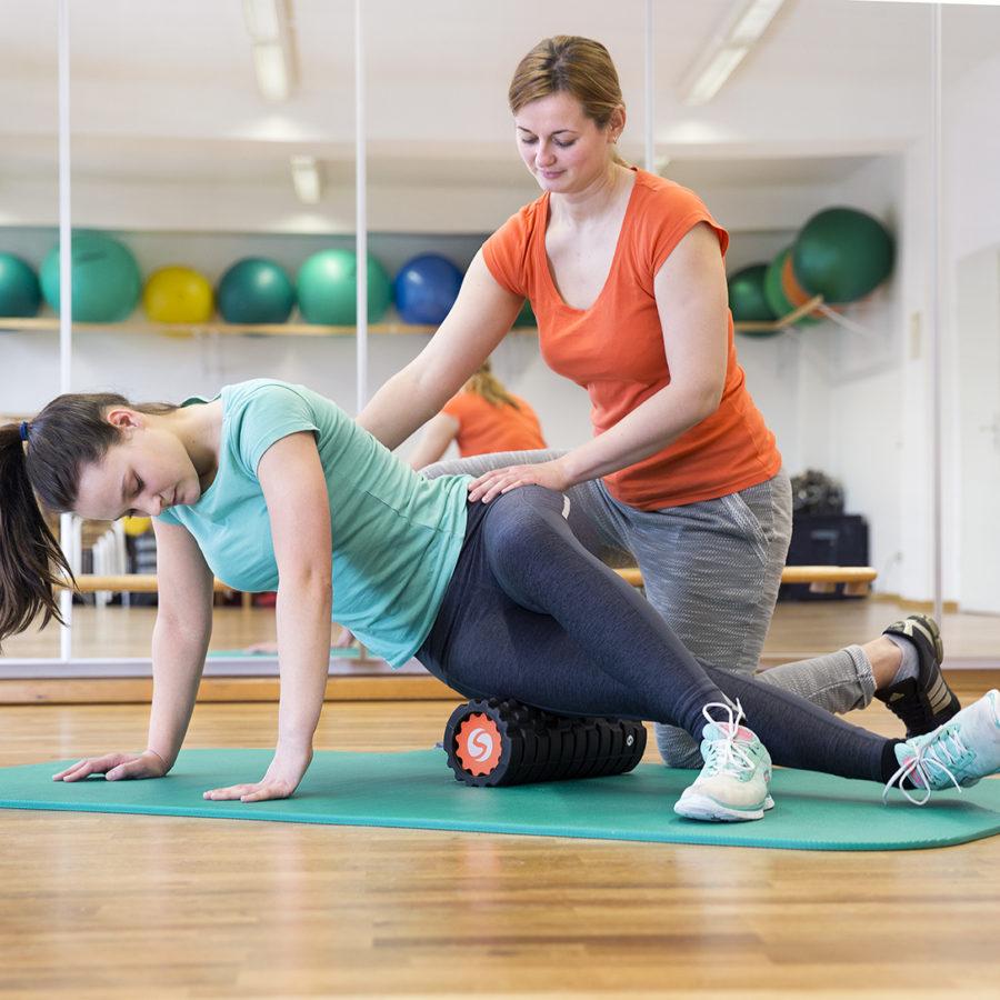 Trening fizjoterapeutyczny
